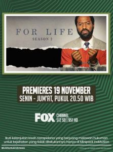 poster_For_Life_S2_-_FOX_HIGHLIGHT_200_x_270